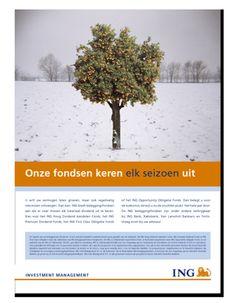 ING IM Print Ad 'Winter'
