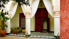 Riad El Fenn, Morocco
