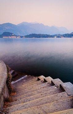 Italy - Lake Como: Tranquil by Hercio Dias