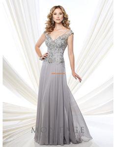 Na podlahu Okouzlijící   dramatický Léto Svatební šaty 2015 Večerní Róby bf1a90454a