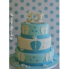 Christening Cake! Cupcake Shops, Cake Pops, Christening, Bakery, Cupcakes, Sweets, Desserts, Food, Cake Pop