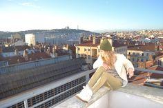 Panoramic #lyon # city #blogmode #isabelmarant #wasted #frenchblogger On http://marieandmood.blogspot.fr/