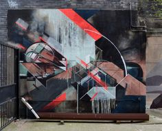 Nawer x Kofie New Mural In London StreetArtNews
