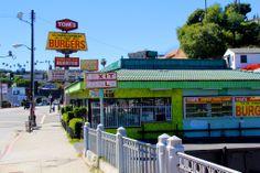 Sights along Sunset Blvd., Silver Lake, Los Angeles, CA