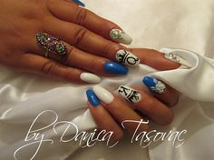 Ivana #nailart #nails #naildesigns