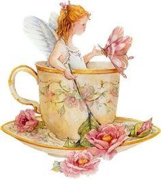 Teacup faerie