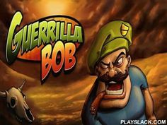 Guerrilla Bob  Android Game - playslack.com , In this game you should compete for Guerrilla Bob who will fight against armies of foes armed to the set. You should visit dissimilar venues, beginning from directly battling  points of fights to the half-ruined municipalities. And in each area you are waited for by special contestants who will never tell, and that makes the game more dissimilar. And at the extremity of each area there will be the leader, having killed whom it will be…