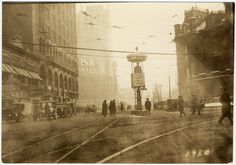 Woodward and 9 mile. Detroit  1920