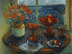 Paintings - Margaret Hannah Olley - Page 2 - Australian Art Auction Records Still Life Painting, Still Life With Apples, Visual And Performing Arts, Australian Art, Art Auction, Painting, Emerging Artists, Art, Australian Painters