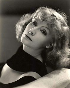Greta Garbo 1931, photo by Clarence Sinclair Bull