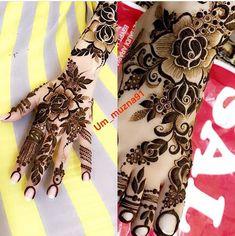 No photo description available. Modern Henna Designs, Mehndi Designs Feet, Khafif Mehndi Design, Latest Henna Designs, Floral Henna Designs, Mehndi Designs For Girls, Dulhan Mehndi Designs, Mehndi Design Pictures, Wedding Mehndi Designs