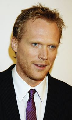 Paul Bettany <3 He's the other ginger.