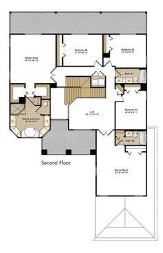 Colonade Grand - Second floor