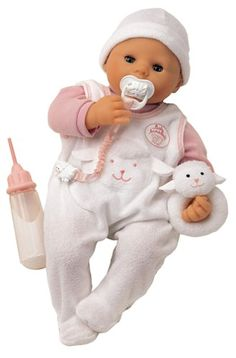 baby dolls zapf | baby annabell by zapf creation 18 inch sound and motion