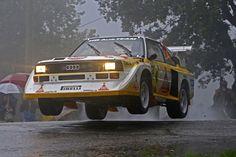Erik's: Audi Quattro S1 rally car