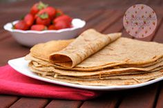 Kokonut Kitch: Buckwheat Crepes