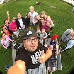 Beach party! #fb Kiitokset kaikille rantautuneille!  #kesähiki
