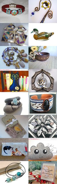 Monday Findings by Coral and Coral on Etsy--Pinned with TreasuryPin.com  #octoberfinds