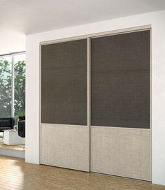 porte de placard evolution collection aluminium sogal tanguy matriaux - Modele De Placard Pour Cuisine En Aluminium