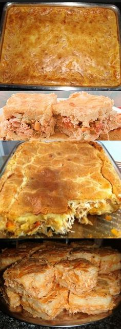 Appetizer Recipes, Appetizers, Salty Foods, Portuguese Recipes, Spanakopita, Other Recipes, Cake Recipes, Delish, Bacon