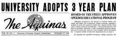 The Aquinas - Jan. 23, 1942