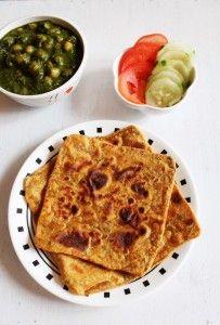 Masala Paratha Recipe | How to make masala paratha