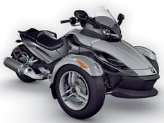 The Can-Am Spyder... maybe one day...