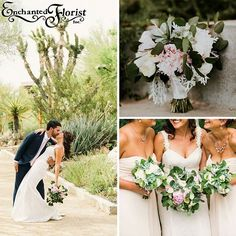 More pics from that stunning @springspreserve #wedding Thanks to @britmossphotography for these pics. Images are featured in this weeks blog- link is in page bio. #lasvegas #floraldesign #flowers #design #lasvegasflorist #bragaboutyourflowers