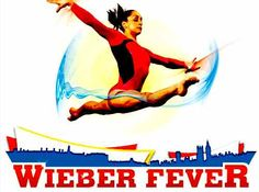 WIEBER FEVER!!! She's from my hometown - DeWitt, Michigan! So proud!