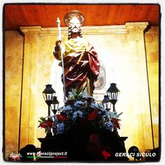 #GeraciSiculo, Viva San Giacomo Apostolo, Protettore di GERACI SICULO. www.hyeracijproject.it #ilgustodiviverelastoria, #ilborgocapitaledellaconteadeiVentimiglia!!!  © #2014HyeracijProject