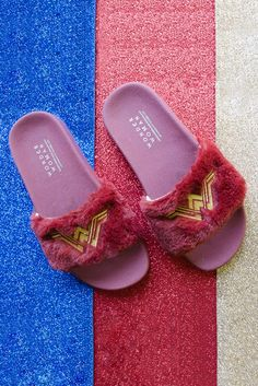 Chinelo Slide Wonder Woman Movie