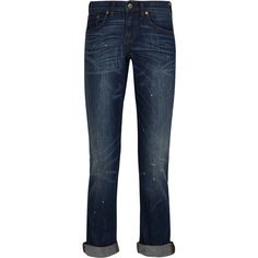 Madewell The Slim Boyjean faded boyfriend jeans (4.265 RUB) ❤ liked on Polyvore featuring jeans, dark denim, boyfriend jeans, mid rise boyfriend jeans, petite boyfriend jeans, slim fit blue jeans and slim boyfriend jeans