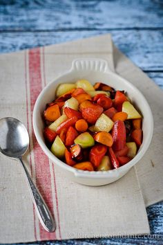 Embrace winter's root vegetables with Spice Glazed Carrots.