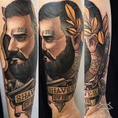 Guest artist: Andres Inkman #tattoo #tattooed #ink #inked #tattoocollective #tattooaddicts #tattooworkers #tattooartist #bodyart #skinartmag #pinkterest #neotrad #skinart_mag #skinartmagtraditional #thebestspaintattooartists #anchor#tattoo #tattooed #ink #inked #tattoocollective #tattooaddicts #tattooworkers #tattooartist #bodyart #tattooworld #tattooart #skinartmag  #inkedup #skinart_mag #neotraditional #neotraditionaltattoo #thebestspaintattooartists #valenciatattoos #tatuajesvalencia