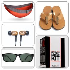 Awesome Father's Day gifts that give back www.bighearted.net
