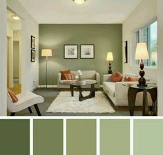 Genial House Colors, Bedroom Green, Paint Colors For Living Room, Living Room  Color Schemes