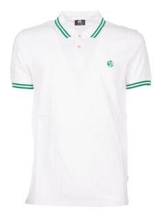 PAUL SMITH Ps By Paul Smith Embroidered Logo Polo Shirt. #paulsmith #cloth #