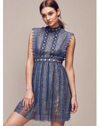 Free People | Forever Lace Babydoll |  Lyst