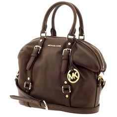 Michael Kors Bedford Medium Couture Satchel Handbag