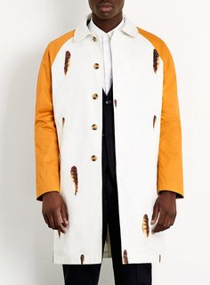 10 Mens Trench Coats for Fall 2013