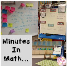 Minutes in Math Make a Difference