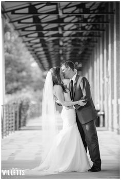 The WILLETTS - The Foundry at Puritan Mill Wedding, Simplistic Wedding, Minimalistic Wedding, Cool Colored Wedding, Sophisticated Wedding.
