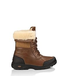UGG Australia Women's Butte Ii Leather Boot