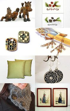 So Two Me! by ByTheWayside Vintage Christmas, Kitsch and Home Decor on Etsy--Pinned with TreasuryPin.com
