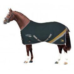 Coperta Cotone Horses Team