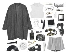 """◦♦︎◦ it feels like i don't know you anymore."" by etoilesdanse ❤ liked on Polyvore featuring Byredo, Retrò, Chicnova Fashion, Monki, Chapstick, Sachajuan, ASOS, Essie, Brinkhaus and L'Oréal Paris"