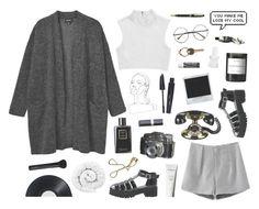 """◦♦︎◦ it feels like i don't know you anymore."" by etoilesdanse ❤ liked on Polyvore featuring Byredo, Retrò, Chicnova Fashion, Monki, Chapstick, Sachajuan, ASOS, Essie, Brinkhaus and L'Oréal Paris"