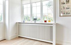 Billedresultat for moderne radiatorskjuler Radiators, Outdoor Furniture, Outdoor Decor, Outdoor Storage, Sweet Home, Living Room, Interior Design, The Originals, Architecture