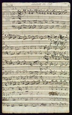 Concerto en Re maior (MWV 6.37) para clarinete en Re, cordas e continuo. Composto por Johann Melchior Molter entre 1742 e 1765.