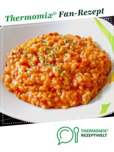Minced meat risotto by Garyfallia B. A Thermomix ® recipe from the category H . - Minced meat risotto from Garyfallia B. A Thermomix ® recipe from the main course with meat categor - Rice Recipes, Meat Recipes, Asian Recipes, Vegetarian Recipes, Dinner Recipes, Healthy Recipes, Ethnic Recipes, Risotto Recipes, Vegetarian Lunch